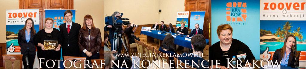 Fotograf na kofnerencje Kraków. Zdjęcia z konferencji dla firmy Zoover